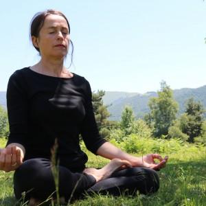Marie Christine Sailhac - Professeur de yoga et sophrologie en Ariège